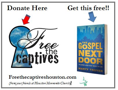 giveaway free the captives